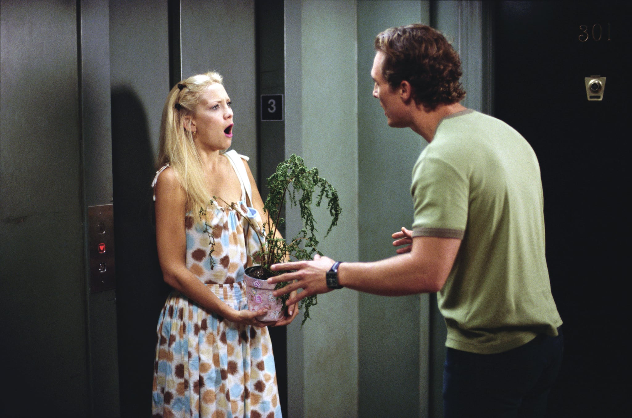HOW TO LOSE A GUY IN 10 DAYS, Kate Hudson, Matthew McConaughey, 2003, (c) Paramount/courtesy Everett Collection