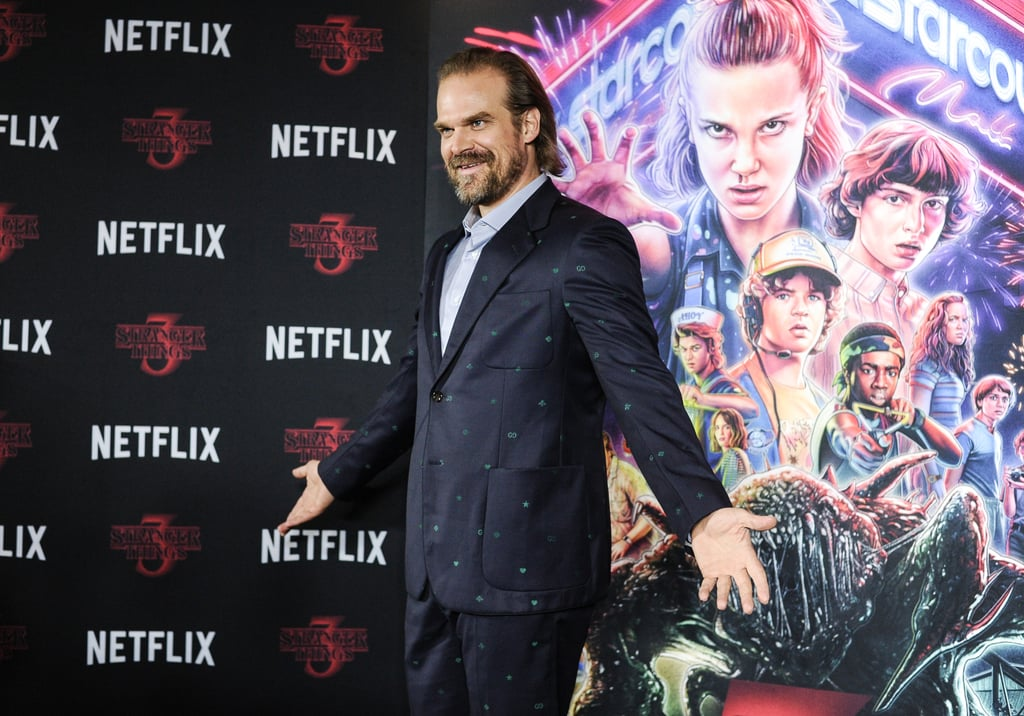 The Stranger Things Cast Reunited at a Screening in NYC