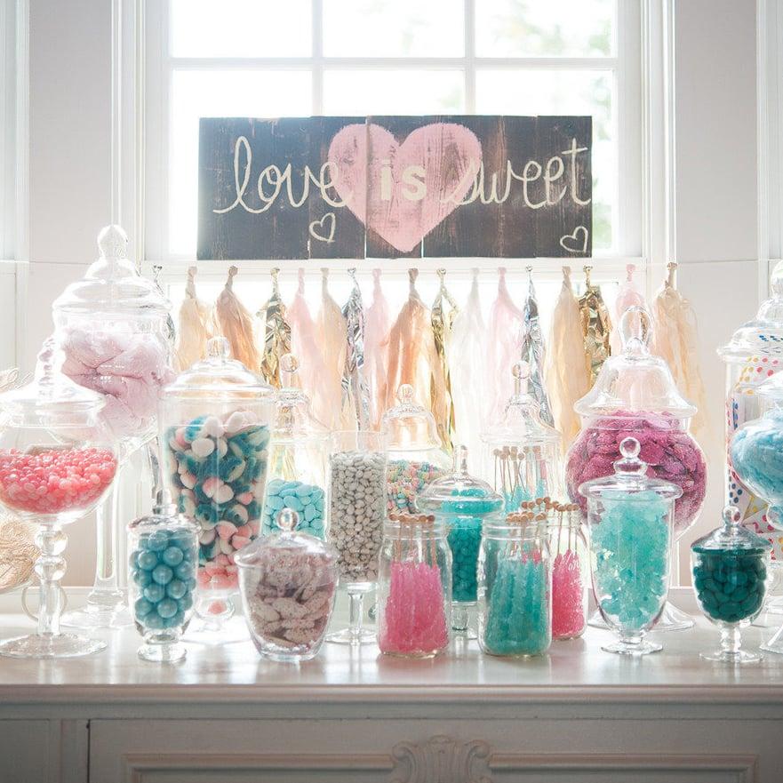 Magnificent Candy Buffet Ideas Popsugar Food Interior Design Ideas Inesswwsoteloinfo