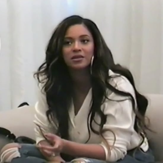 Beyoncé's Dark Brown Hair Color in Her New Documentary