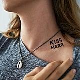 Kiss Here
