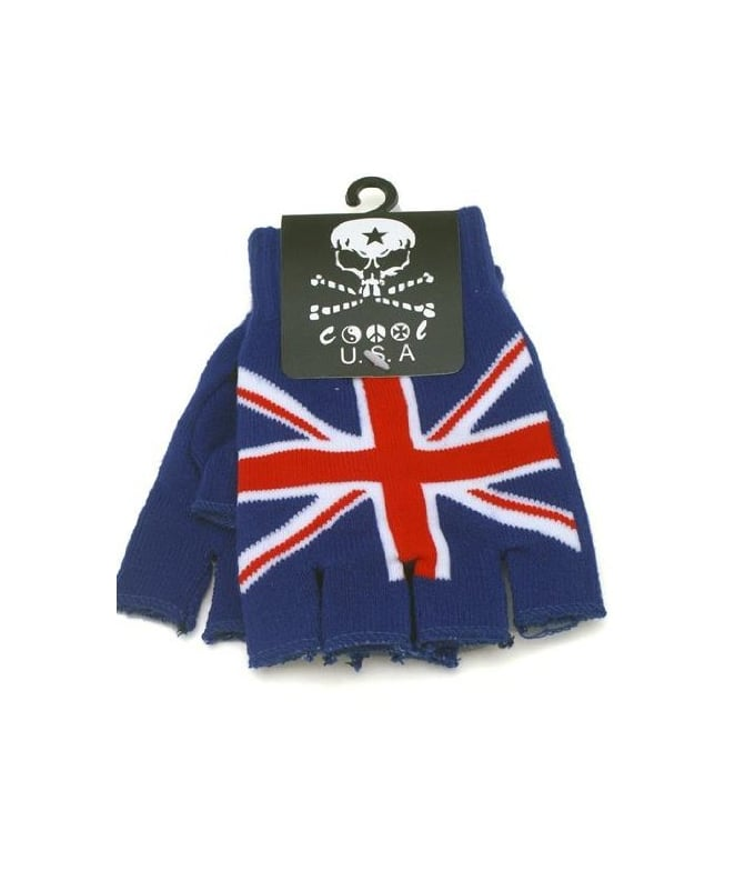 Union Jack Gloves