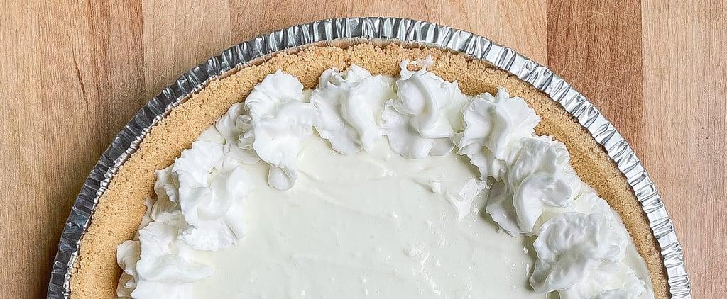 This No-Bake Key Lime Pie Recipe Uses Greek Yoghurt