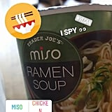Trader Joe's Chicken and Miso Instant Ramen 2018
