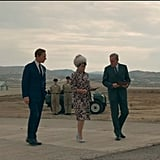 Margaret and Tony Make a Stop in the Desert