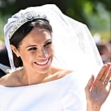 Meghan Markle's Simple Wedding Makeup