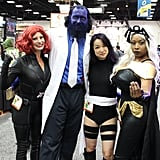 Black Widow and X-Men