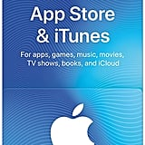 App Store and iTunes Gift Cards