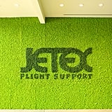 Jetex Dubai South Airport Private Terminal