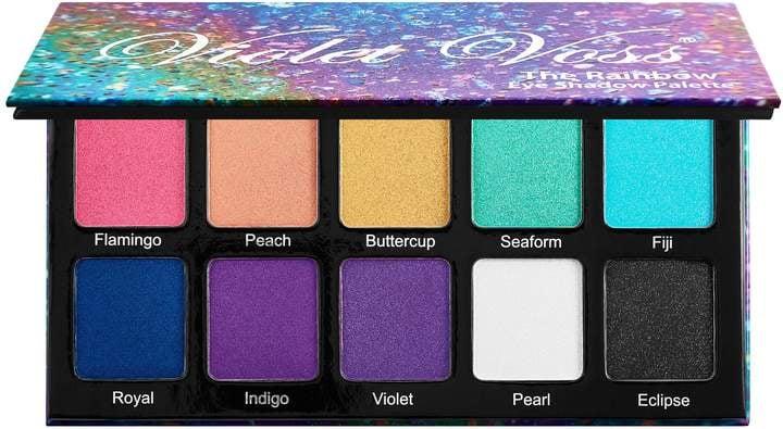 Violet Voss The Rainbow Eye Shadow Palette