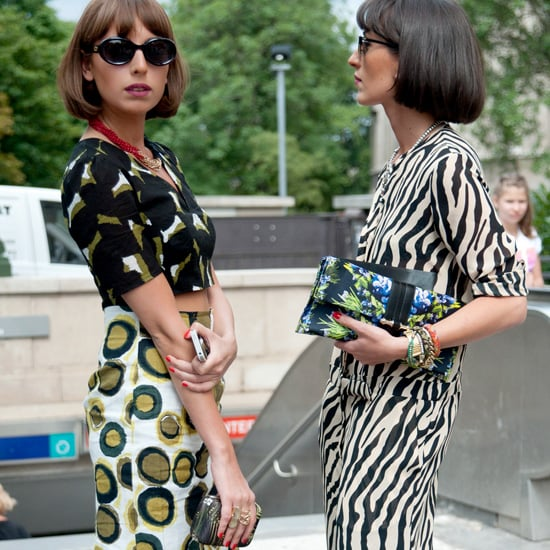 The Best Street Style of 2012