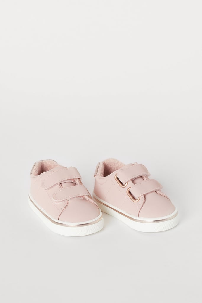 Powder Pink Sneakers