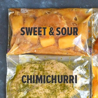 Chimichurri Marinade Recipe