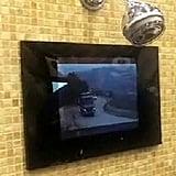 MB Quart In-Shower HDTV ($1800)