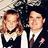 Lauren Conrad and Her Dad