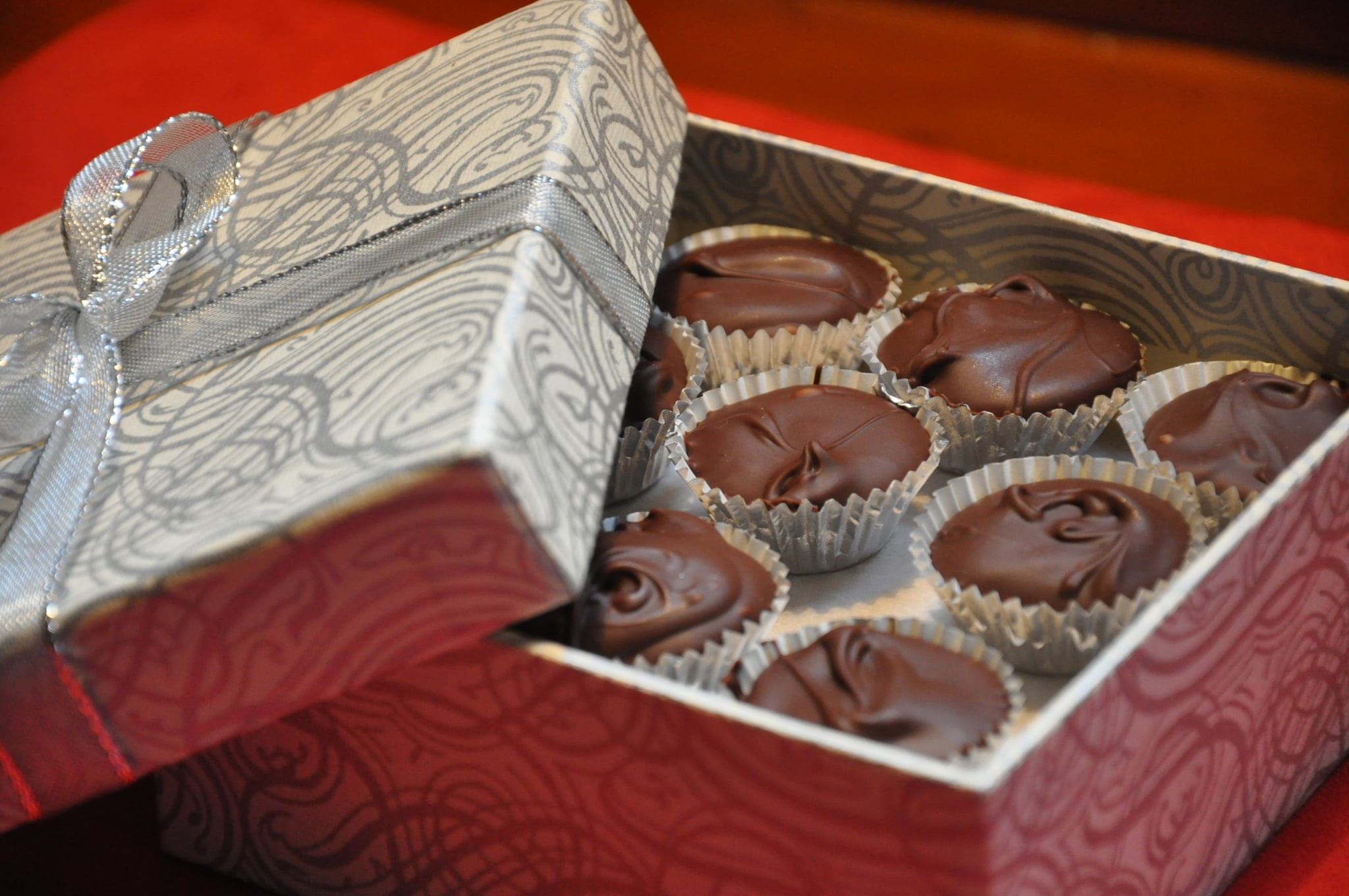 Homemade Chocolate Peanut Butter Cup Recipe | POPSUGAR Food