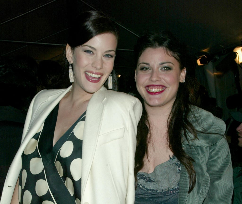 Liv and Mia Tyler