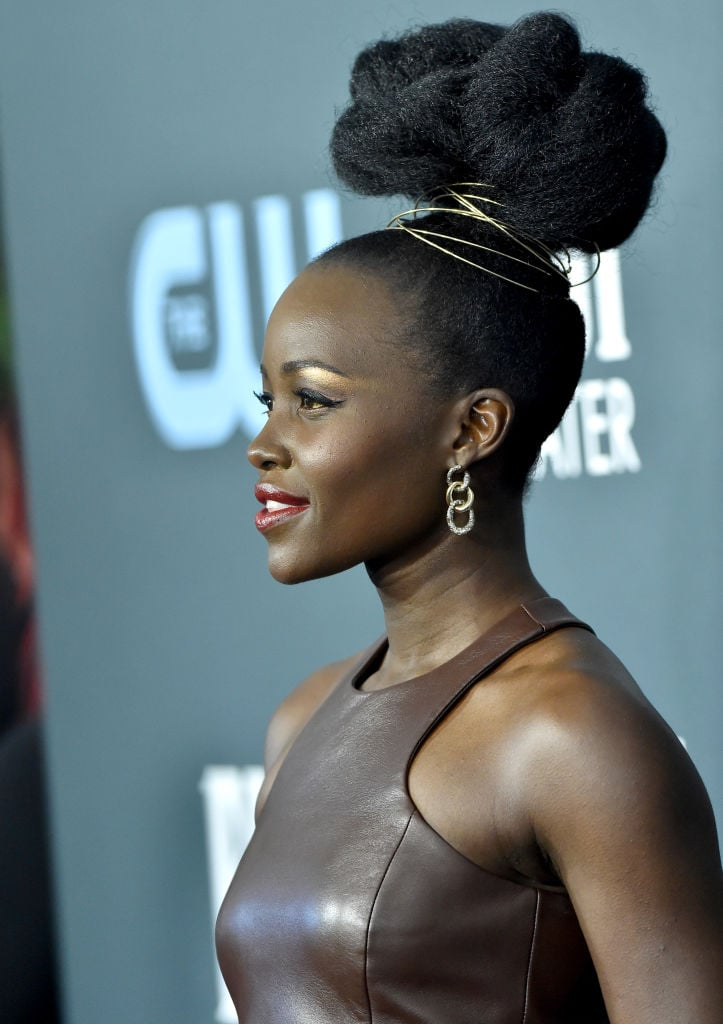 Lupita Nyong'o's Best Hairstyles   POPSUGAR Beauty