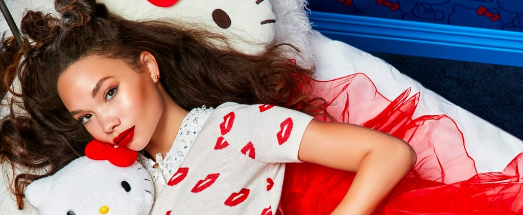 Prepare to Be Obsessed With ColourPop's Upcoming Hello Kitty Collection