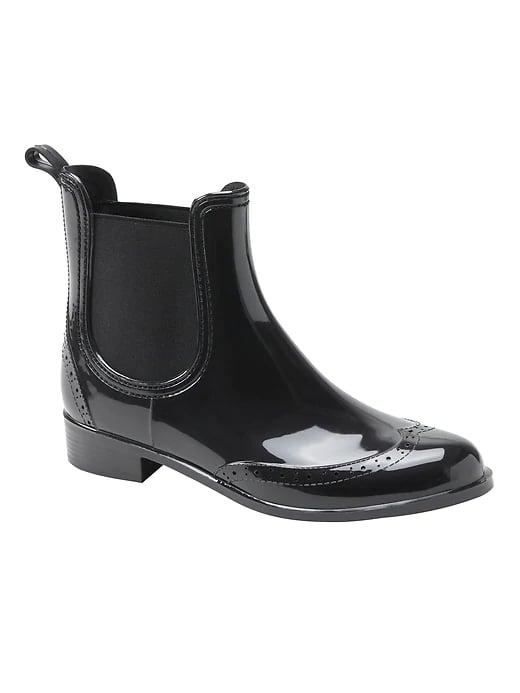 Brogue Chelsea Rainboot