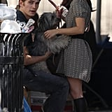 Rachel Bilson and Hayden Christensen Kissing