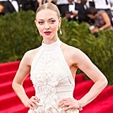 Amanda Seyfried Already Wore Her Wedding Dress on the Red Carpet