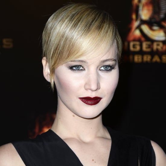 Jennifer Lawrence Hunger Games Catching Fire Paris Premiere