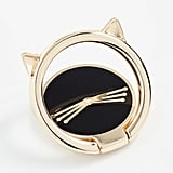 Kate Spade New York Cat Ring iPhone Stand
