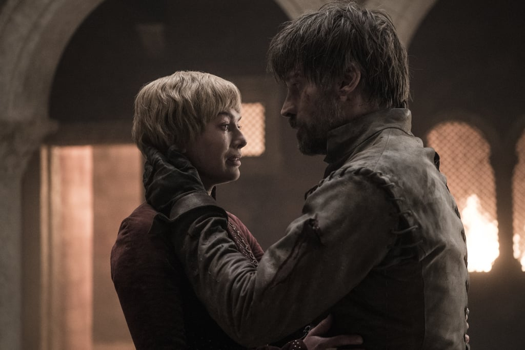 Image result for jaime and cersei