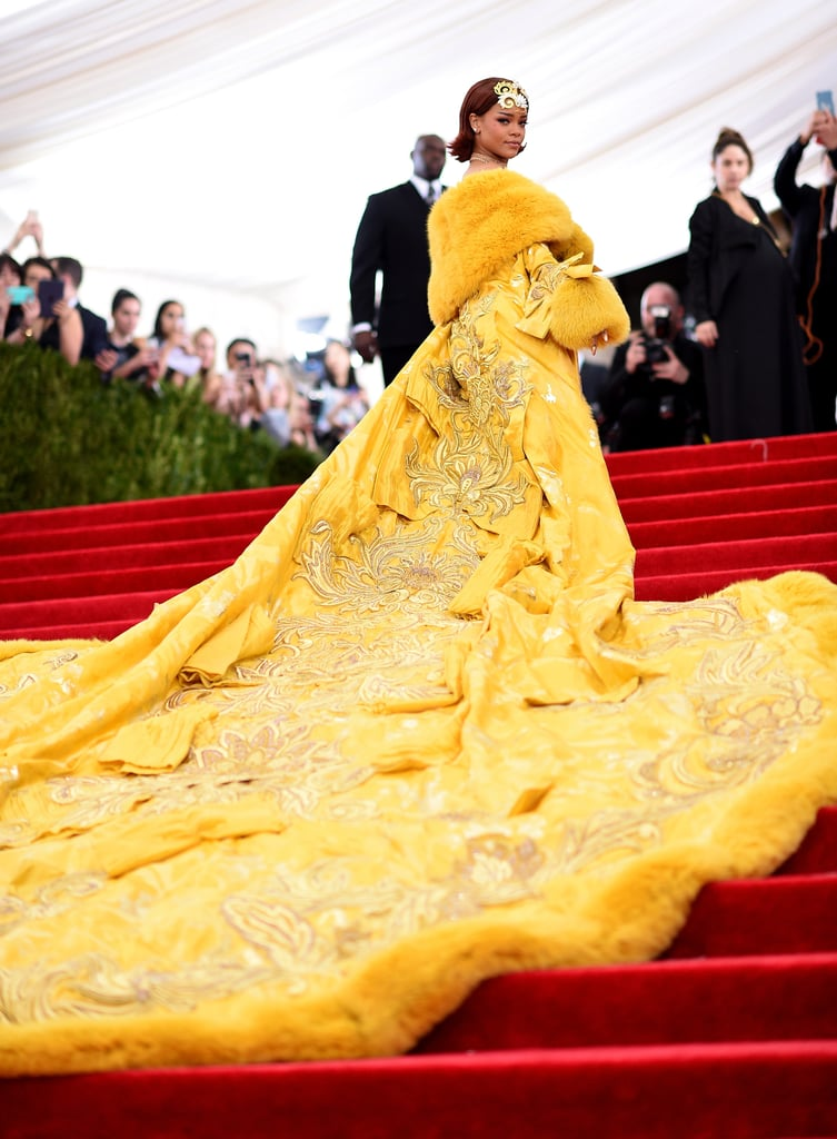 What Do You Think of Rihanna's Met Gala Look?