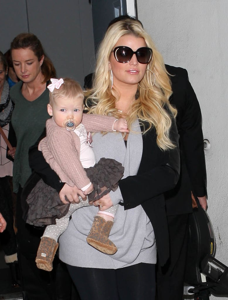 Jessica Simpson Reportedly Pregnant | Pictures