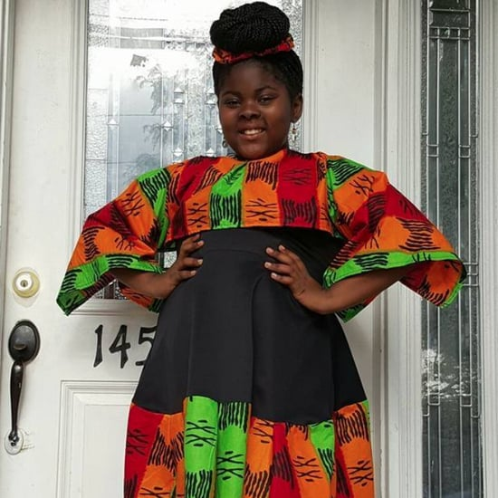 Bullied Girl Designs Fashion Line For All Sizes