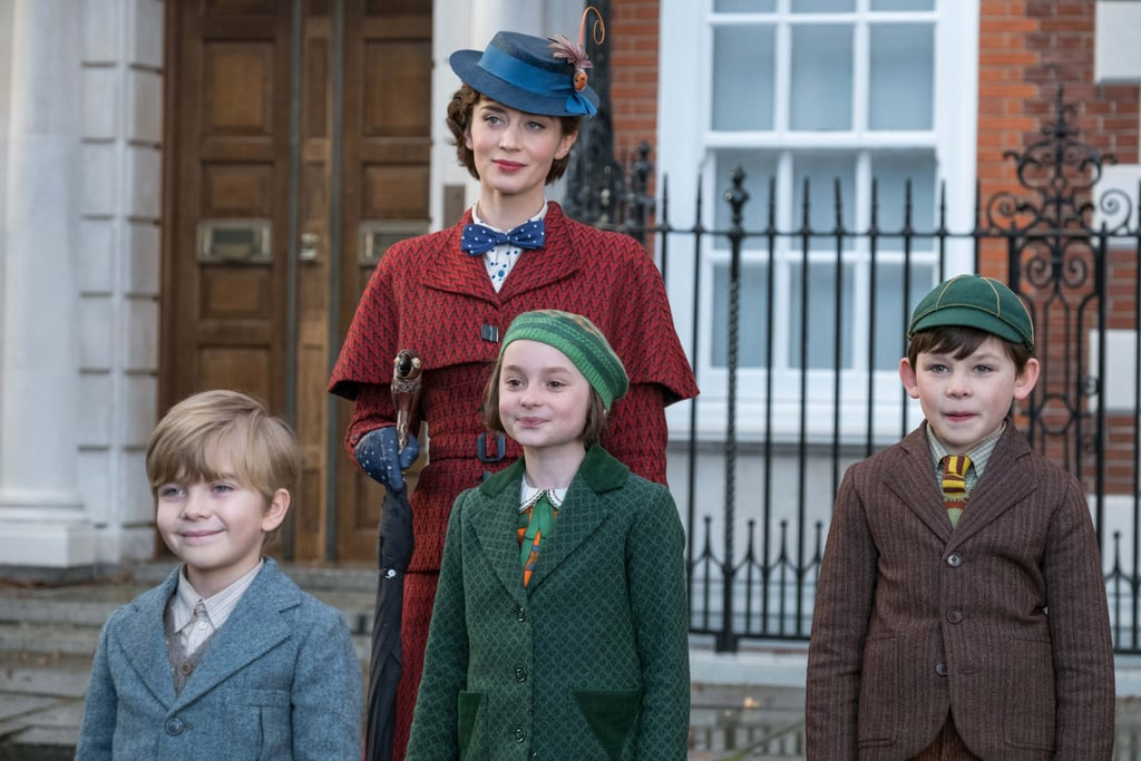 Why Fans of the Original Mary Poppins Will Fall in Love With Mary Poppins Returns