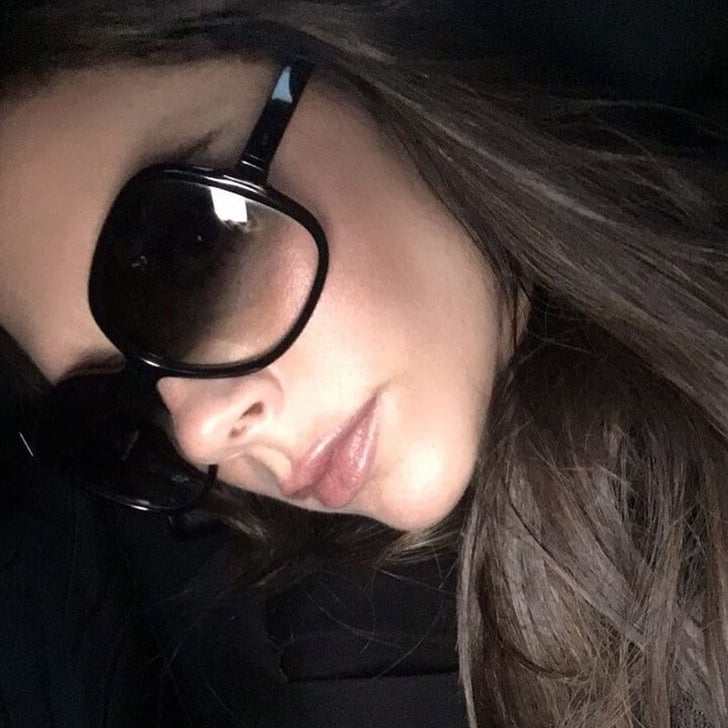 Victoria Beckham's Sunglasses April 2016