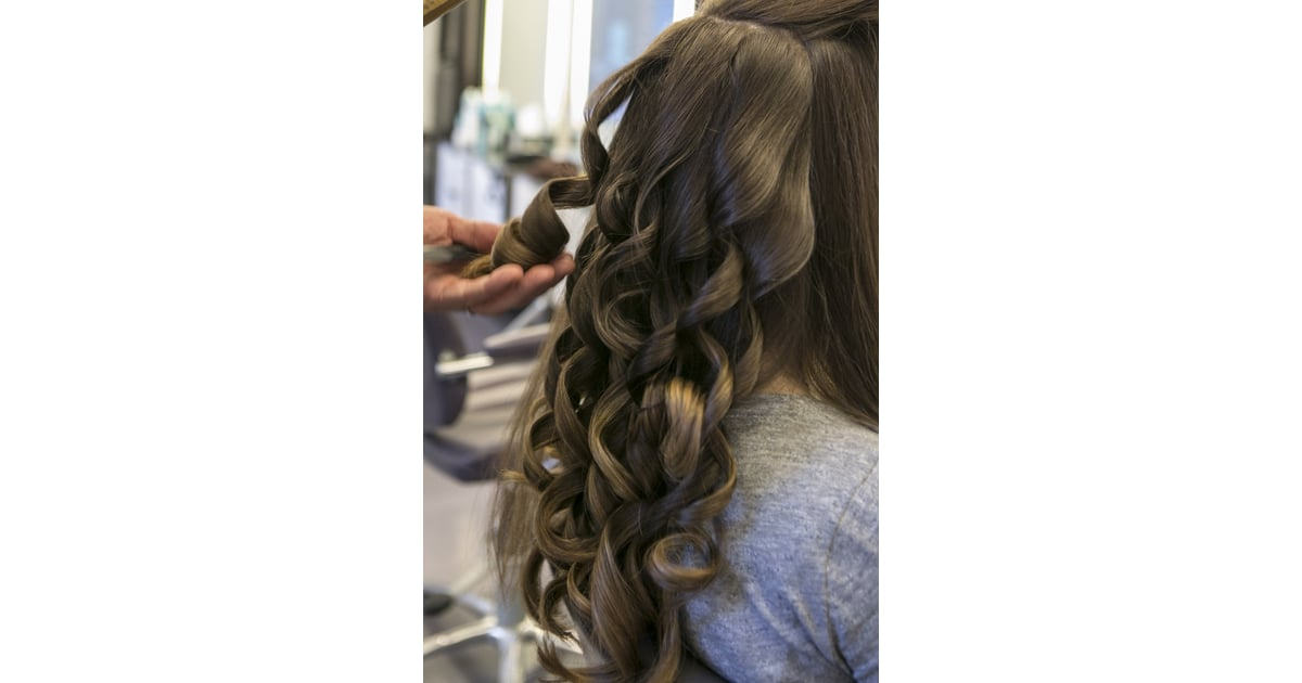Step Two: Beach Waves Under A Veil For The Ceremony