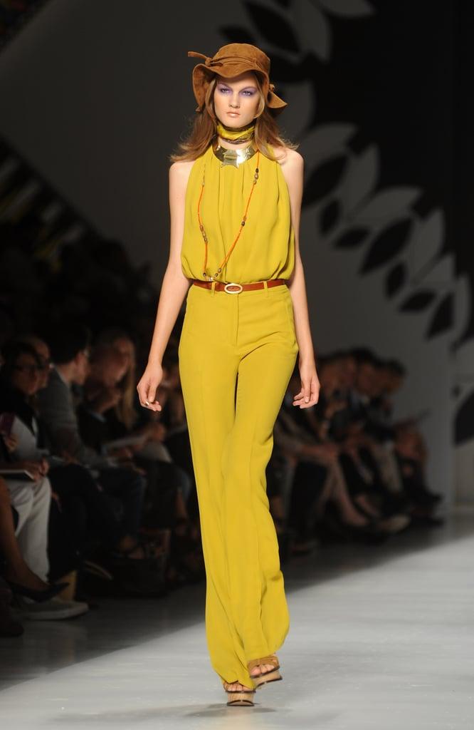 Spring 2011 Milan Fashion Week: Etro