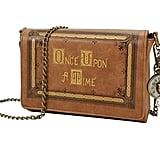 Once Upon a Time Book Cover Crossbody Handbag