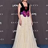 Brie Larson at the 2019 LACMA Art + Film Gala