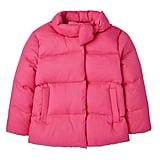 Kate Spade Pink Puffer Jacket