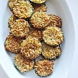 Courgette-Parmesan Chips