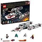 Lego Star Wars: The Rise of Skywalker Resistance Y-Wing Starfighter