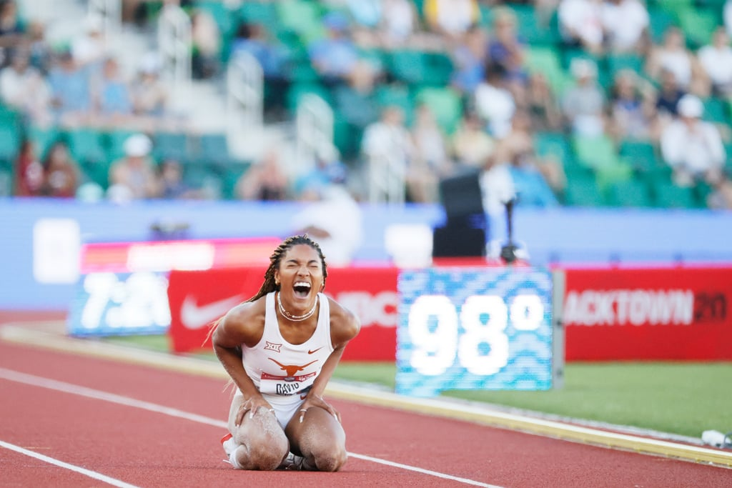 Long Jumper Tara Davis Qualifies For the 2021 Tokyo Olympics