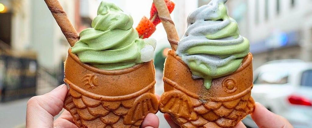Why Fish-Shaped Cones Have Become the Latest Dessert Craze to Drool Over