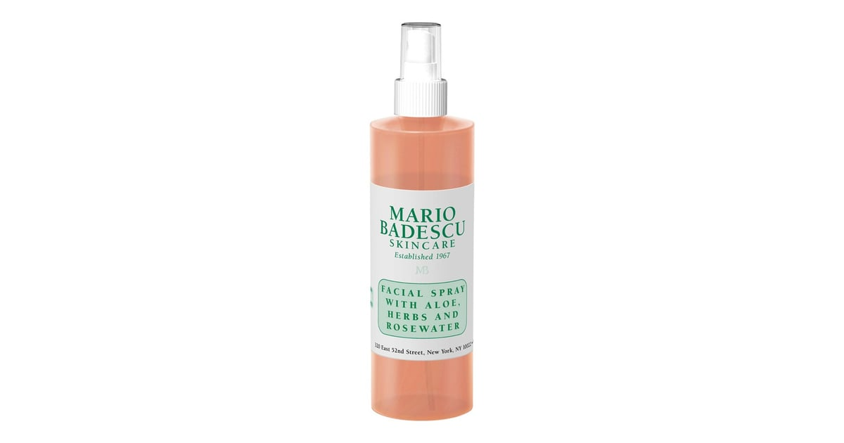 Mario Badescu Facial Spray What Beauty Products Does