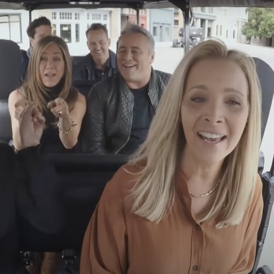 Watch the Cast of Friends Carpool Karaoke