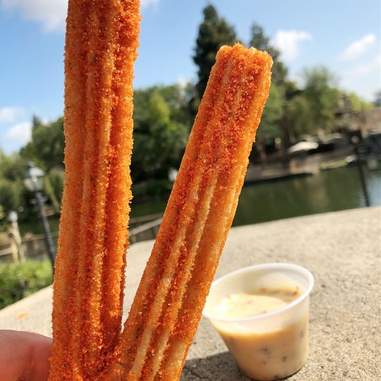 Disneyland Carrot Cake Churros