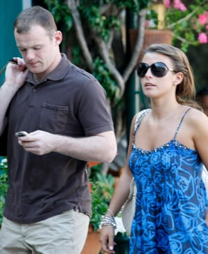 Wayne Rooney And Coleen McLoughlin Marry In Italy