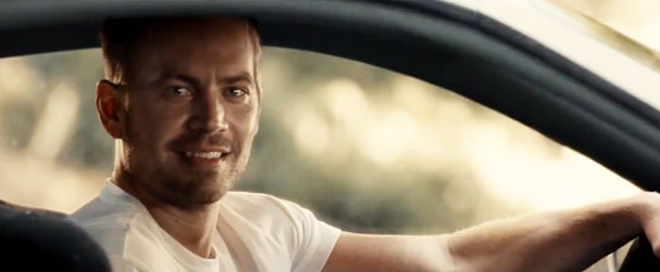 What Car Is Paul Walker Driving In The Furious 7 Tribute Popsugar