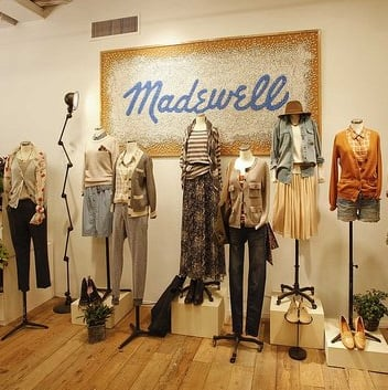 Madewell Fall 2011 Collection