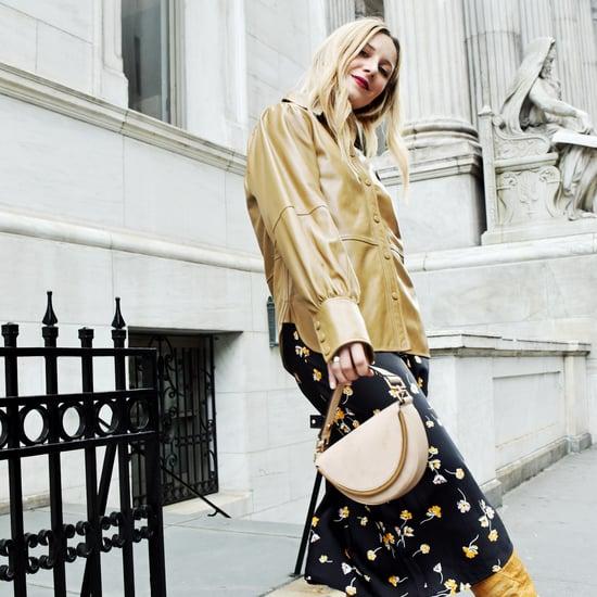 Easy Outfit Idea: Slip Skirt
